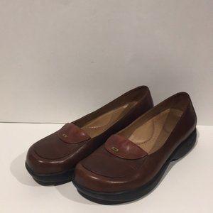Dansko Desiree Loafers Shoes I Sz 38 (U.S 7.5/8)